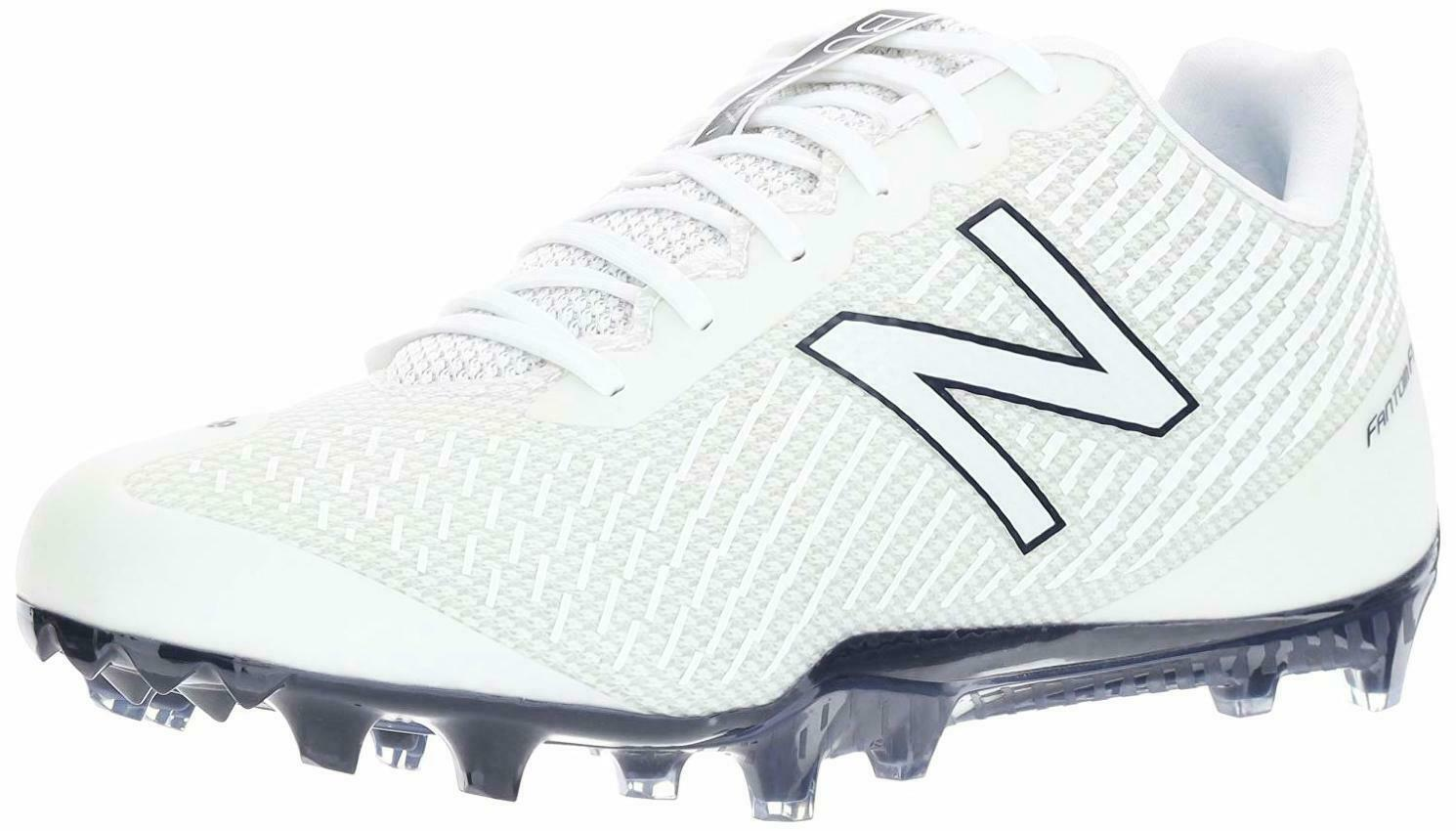New Balance Men's Burn Low Speed Lacrosse shoes,