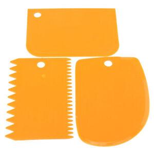 3-Pcs-Grattoir-A-Pate-En-Plastique-Glacage-Fondant-Gateau-Decoration-Cuisson-Pat