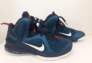 186cd64ab916 Nike LeBron 9 IX VNDS Griffey Swingman Dunkman Size 11 469764-300 ...