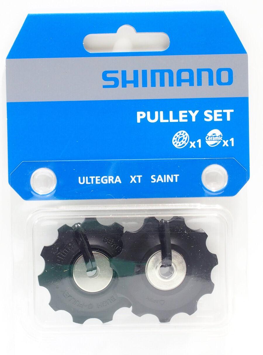 462bf3c80fb Shimano Ultegra 6700 Bicycle Tension/guide Pulley Set - Y5X998150 ...