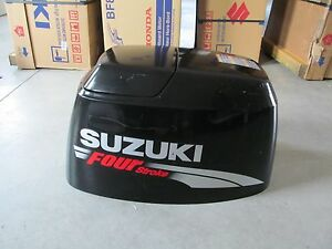 Details about Suzuki outboard engine cover for a DF 70 motor 4 stroke 2003  thru 2009