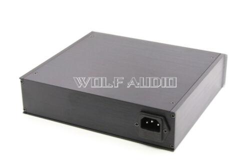 C-2205 Full Aluminum Amplifier Enclosure// Mini AMP Case// Preamp Box// PSU Chassis