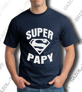 T-Shirt Humour Papa Bricole Cadeau Homme
