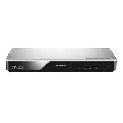 Panasonic DMP-BDT280EB SMART 3D Blu-ray DVD Player Built In 4K Upscaling WiFi