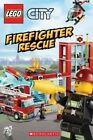 Firefighter Rescue (Lego City: Reader) by Try King, Trey King (Paperback / softback, 2015)