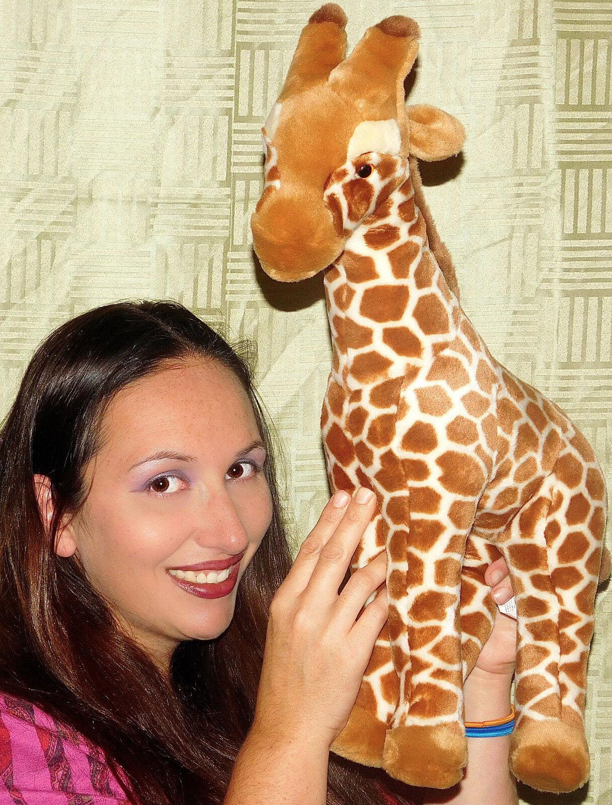 TROPHEE B.V. Giraffe Girafee Stuffed Plush Animal TOY Holland Netherlands 18