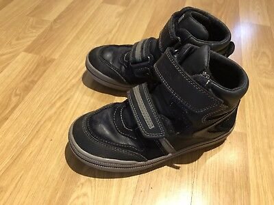 Geox Boys Trainers/shoes, Hi-top, Child