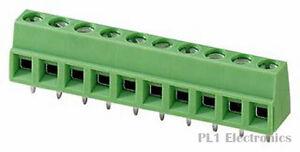 PHOENIX-CONTACT-Mkdsn-1-5-8-Leiter-zu-Leiterplatte-Klemmleiste-8-400-V-13-5