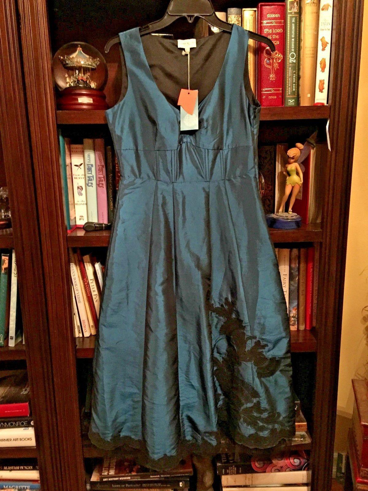 Karen Millen Teal Party Party Party Dress - NWT - Size 8 b84e59