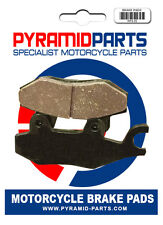 Peugeot 300 Geostyle (Nissin cal.) 2010 Rear Brake Pads