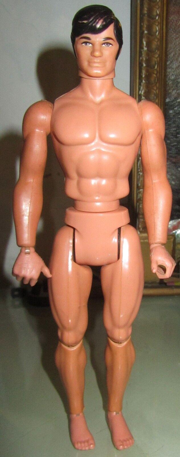 Big Jim Capo Cannoniere Mattel SPESE GRATIS