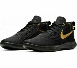 Nike Lebron Witness III Black Gold