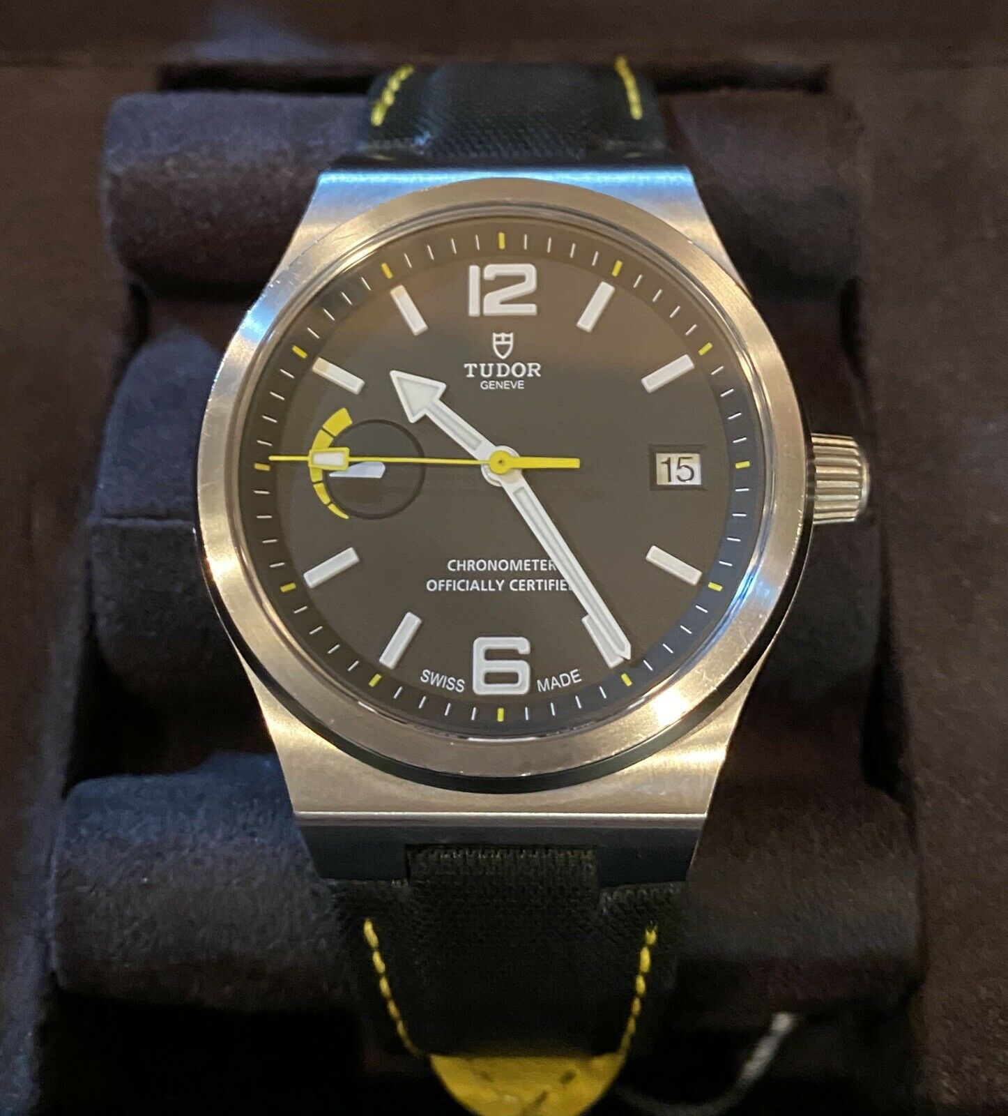 Pre Owned Bremont Men S Supermarine North Sea Divers Watch For
