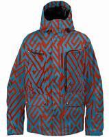$279 Burton Mens Shaun White Twc Indecent Exposure Snowboard Jacket S L
