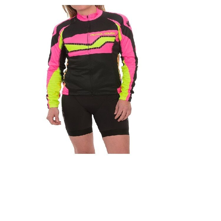 PEARL IZUMI ELITE THERMAL LTD  CYCLING JERSEY NWT WOMENS MEDIUM   130  outlet sale
