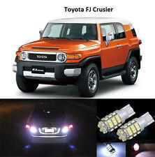 Premium LED Reverse Backup Light Bulbs 2007 - 2014 Toyota FJ Cruiser T15 42SMD