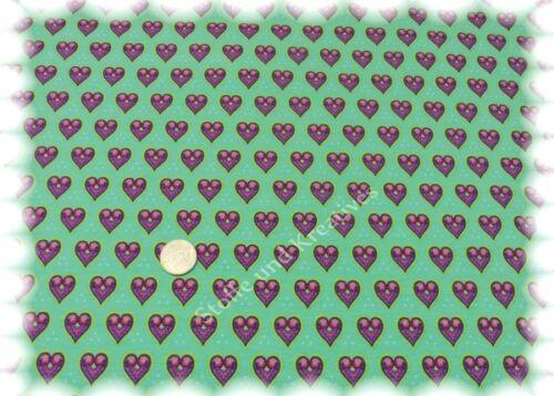 Charlene Mint elástico de Jersey baumwolljersey camisa de tela 50 cm
