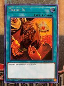 NM YuGiOh Trade-In LCKC-EN076 Secret Rare- 1st Edition