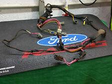1987-1989 Mustang Door Wiring Harness Power Windows Power Locks OEM PASSENGER