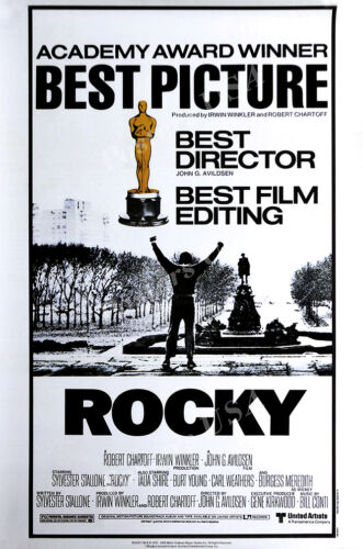 Rocky II Movie Poster Glossy Finish MOV020 Posters USA