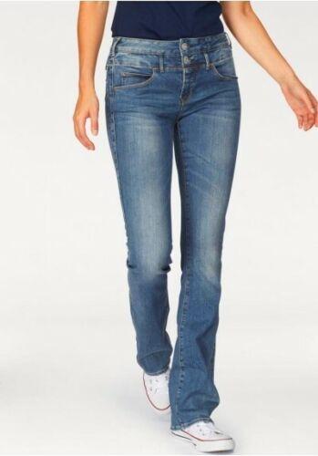 Magnifique bébé bateau 5645 Slim Bootcut Jeans Pantalon medium blue used stretch l32