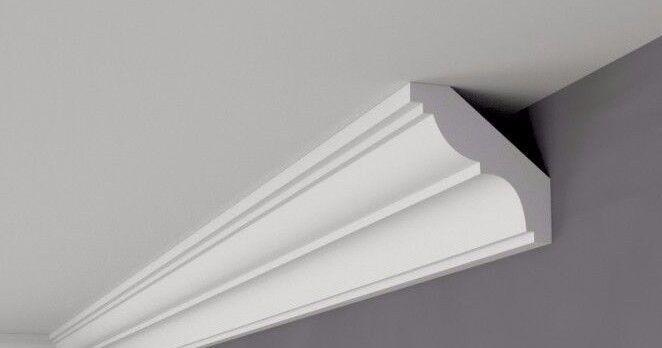 XPS Polystyrene Coving Cornice BFX7 Decoration Cheapest MANY LARGE GrößeS QUALITY