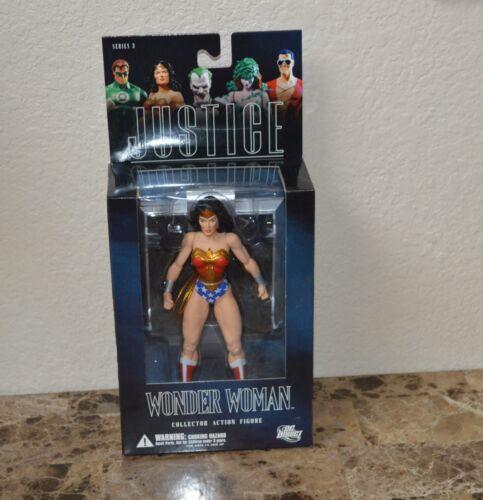 DC Direct Alex Ross Justice League-Série 3 Wonder Woman Action Figure