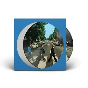 The-Beatles-Abbey-Road-New-50th-Anniv-Pic-Disc-Vinyl-LP