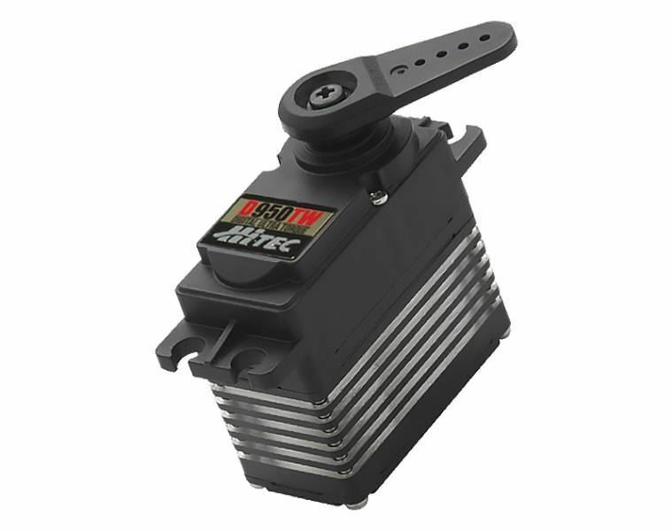 Hitec RCD - D-980TW 32-Bit, Ultra Torque, Titanium Gear  Servo  migliore marca