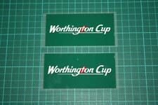 WORTHINGTON CUP FINAL BADGES 2003