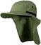 thumbnail 1 - Sombrero para el sol Sombreros Condiciones extremas UPF 45+ Verde oliva