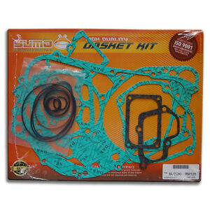 Suzuki-High-Quality-Full-Complete-Engine-Gasket-Kit-Set-RM-125-2001-2002-2003