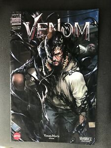 Marvel-Limited-Edition-AMC-Exclusive-Movie-Venom-1-One-Shot-Comic-2018