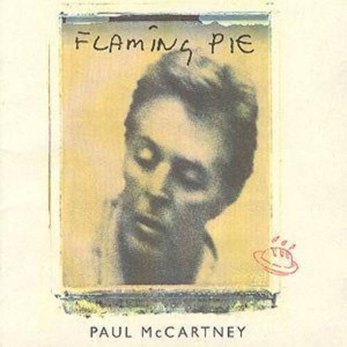1 of 1 - Paul McCartney : Flaming Pie CD (1997)