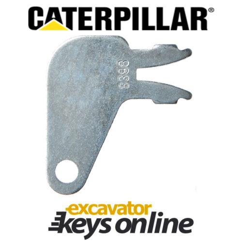 Set of 10 cat excavator dozer Caterpillar 8398 Isolator Excavator key