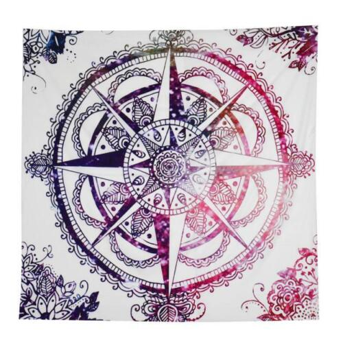 1 of 1 - Handicrunch Tapestry Indian Wall Hanging Bohemian Hippie Bedspread Throw Decor