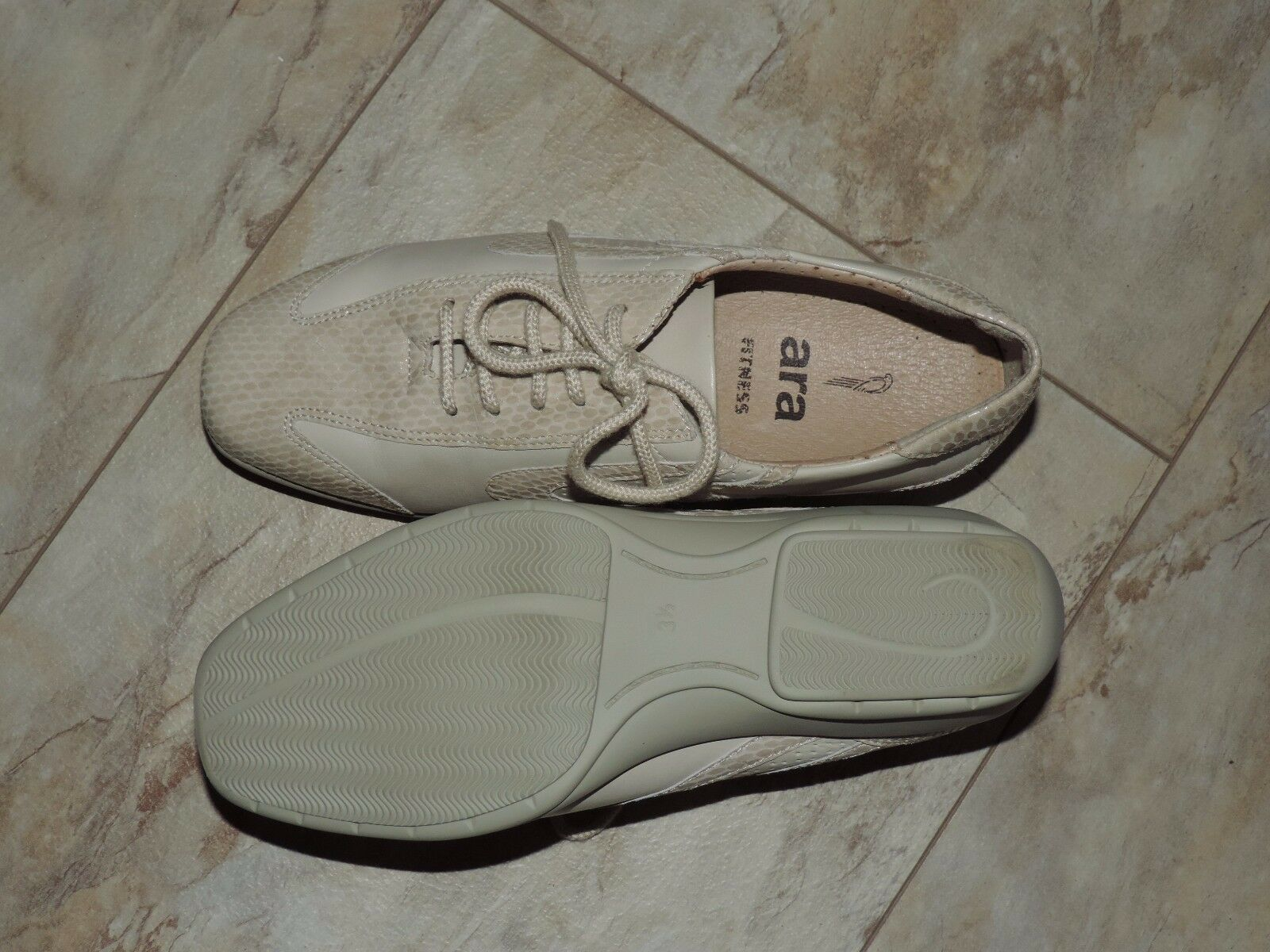 ara Damen Sneaker Schuhe, Sneaker Damen Gr. 3,5 neuw. 60ce3c