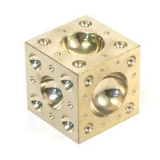Jewellers & Silversmiths Brass Doming Block 4 - 36mm