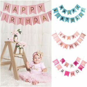 1-Set-Party-Decor-Happy-Birthday-Bunting-Banner-Gold-Letters-Hanging-Garlands