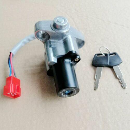 Ignition Switch Lock Key Set For Yamaha Drag Star Vstar 650 XVS650 XVS1100 97-17