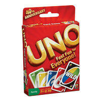 Uno Card Game on sale