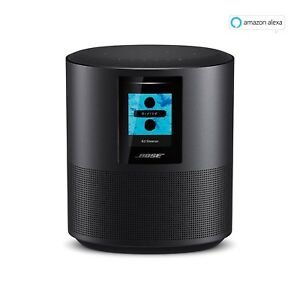 Bose Home Speaker 500 Triple Black Smart Home Speaker 17817783385 Ebay