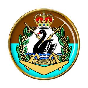 Royal-Western-Australie-Regiment-Australien-Armee-Broche-Badge