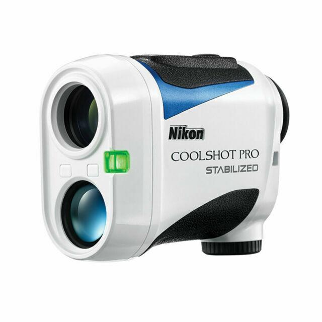 Nikon Laser Rangefinder COOLSHOT PRO STABILIZED White With I