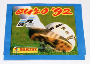 Panini-EM-EC-Euro-92-1992-1-x-TUTE-PACKET-BUSTINA-SOBRE-POCHETTE-MINT