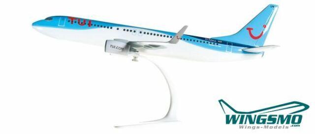 Herpa Wings TUI fly Deutschland Boeing 737-800 612098 Snap-Fit