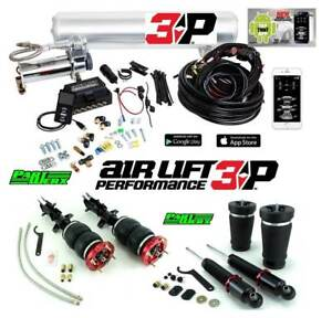 Ford-Mustang-S197-Air-Lift-3P-1-4-034-Management-Performance-Struts-Shocks-Kit