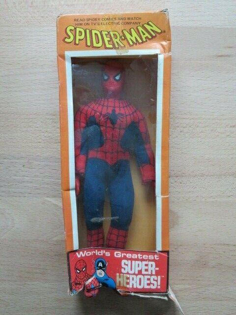 1974 Mego Amazing Spider-Man 8  Action Figure