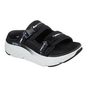 Skechers-Women-039-s-Max-Cushioning-Obvi-Slide-Sandal