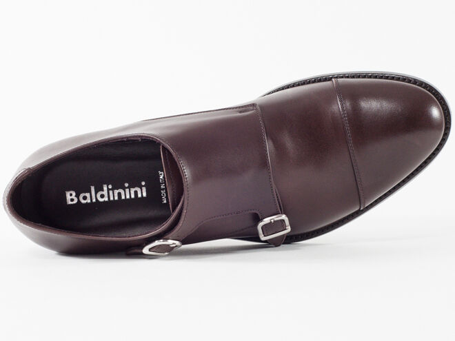 New Baldinini  Size Brown Pelle Shoes Size  43.5 US 10.5 cb2425